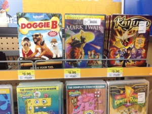 'Doggie B' on the shelf at Walmart