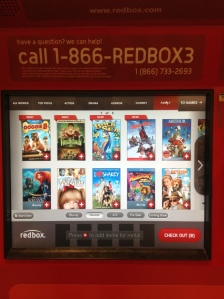 #1 Redbox Family Selection